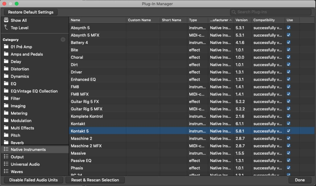 Save time with Window plug-ins Manager