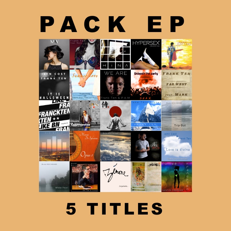 Pack EP 5 Titles